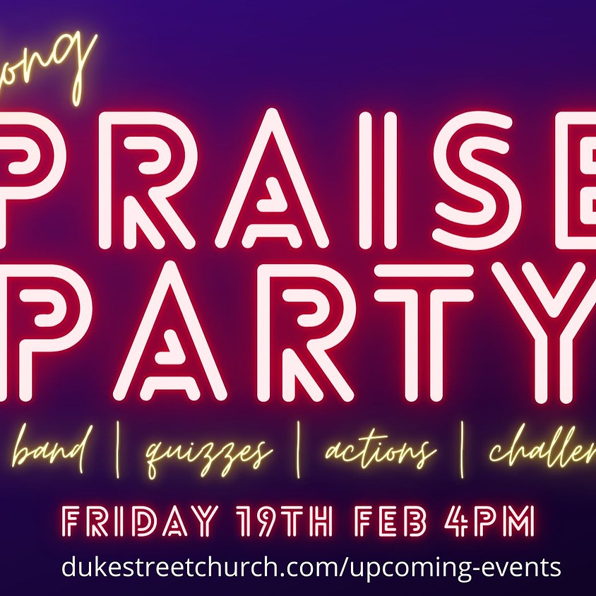 Rock Solid Praise Party