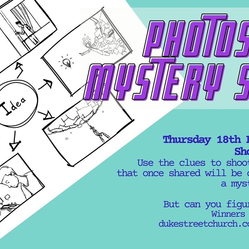 Photoshoot Mystery Story