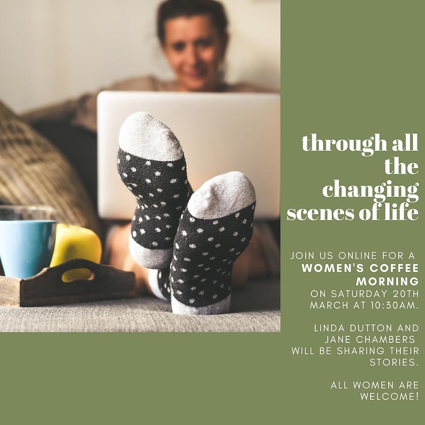 Women's Online Coffee Morning