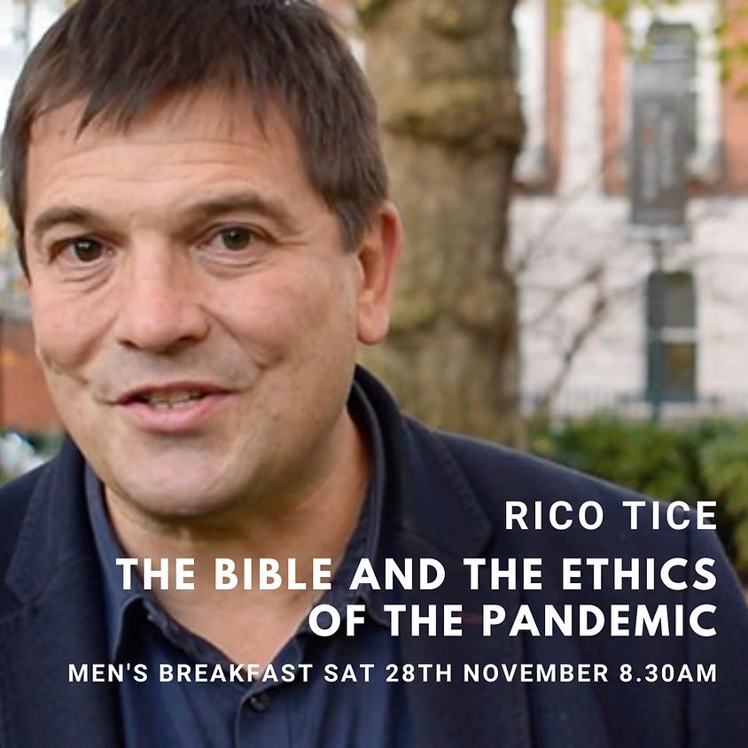 Rico Tice - Men's Breakfast
