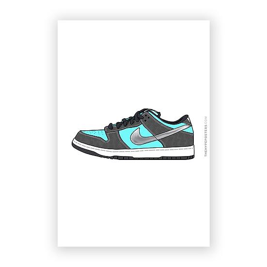 Nike Dunk Low Diamond