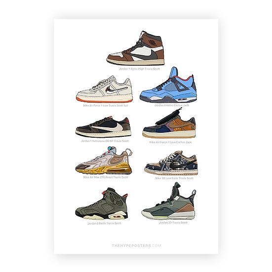 Nike Travis Scott Collection