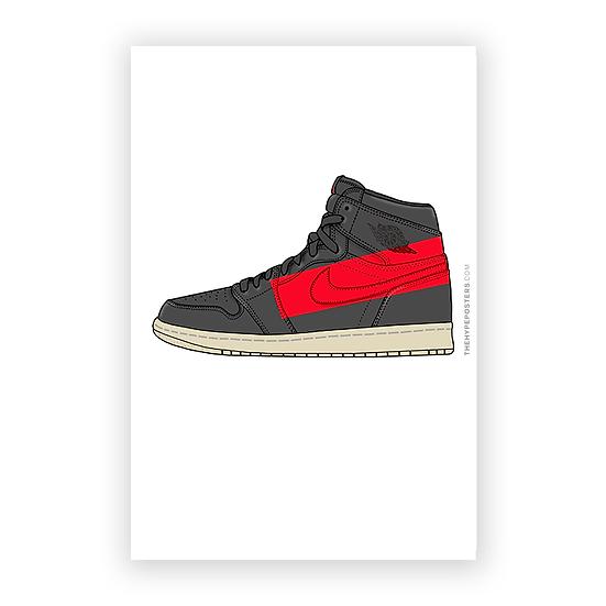 Nike Air Jordan 1 Couture