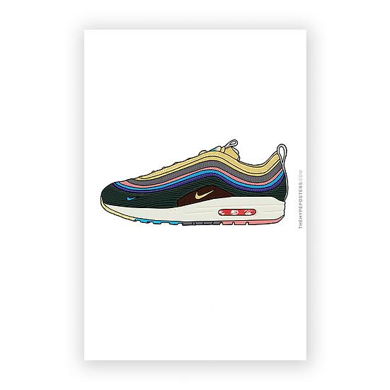 Nike Air Max 97 1 Sean Whoterspoon