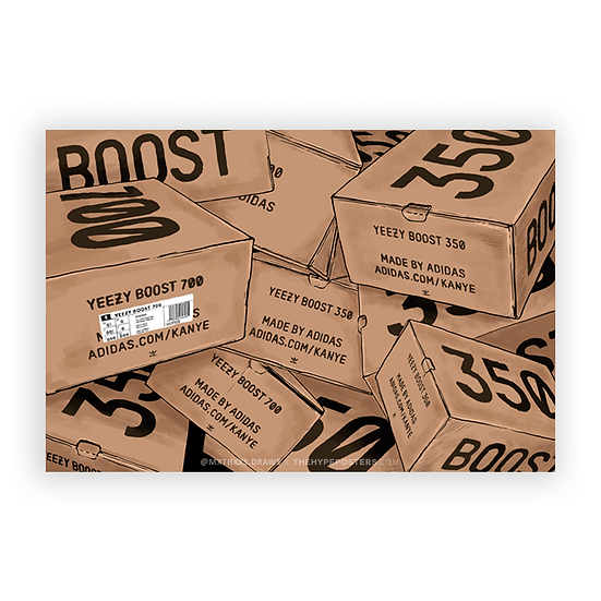 Yeezy Box