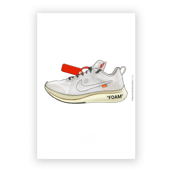 Nike Air Zoom Fly Off-White
