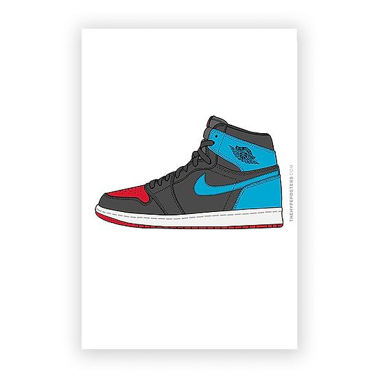 Nike Air Jordan 1 Top 3