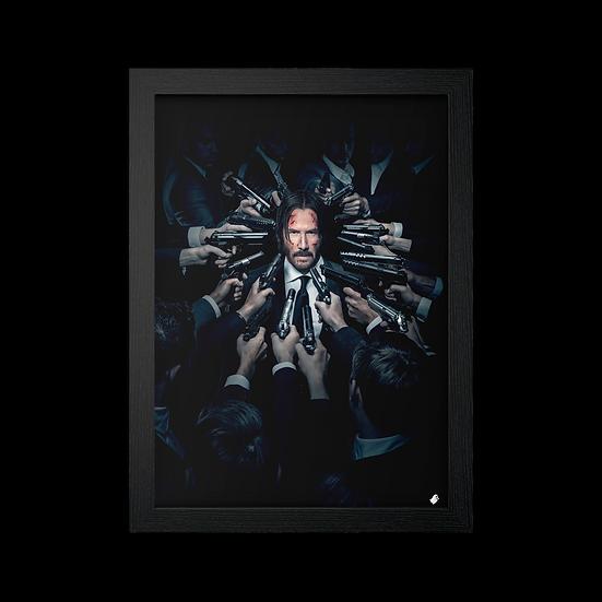 Poster / Quadro John Wick