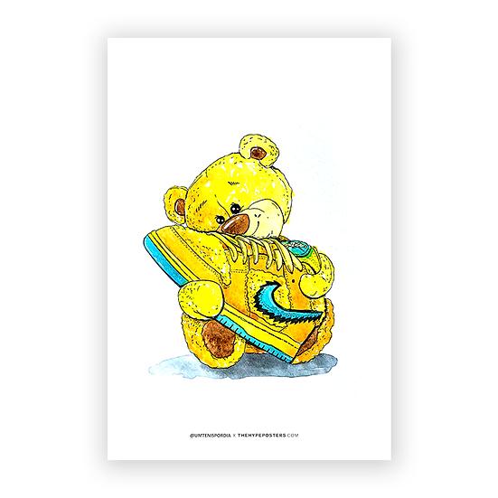 Dunk Low Grateful Dead Bears Yellow @umtenispordia
