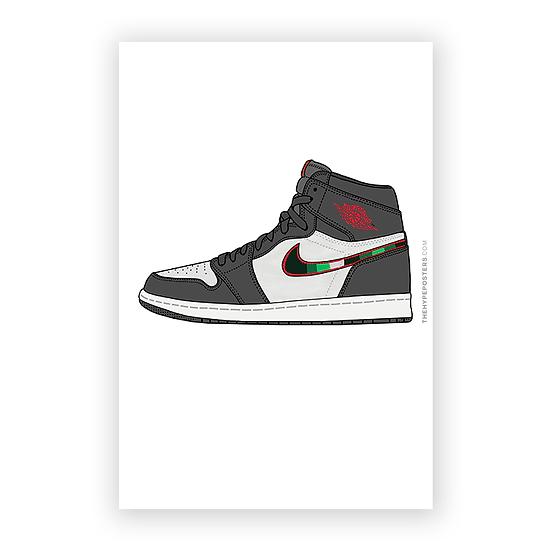 Nike Air Jordan 1 A Star is Born