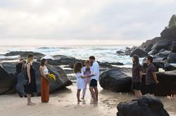 Wedding Froggy's Beach