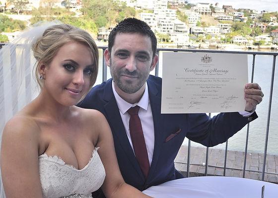 Marriage Celebrant Brisbane