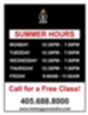 Front Door - Summer Hours.jpg