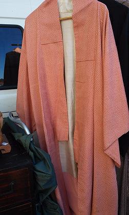 Pink/orange kimono
