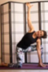 Yoga avec Milana Lyon cours de Yoga