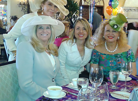 """Unicorn Foundation's """"Mad Hatter's Luncheon"""""""