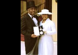 Sir Garet and Lady Finlayson at Buckingham Palace Mar_fo_ps_web.png