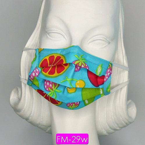 Face Mask - Fruits