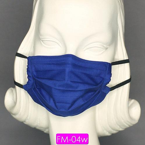 Face Mask - Royal Blue