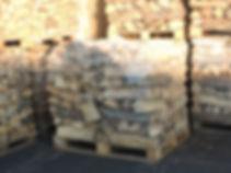 Filet de bois d'allumage planète terre