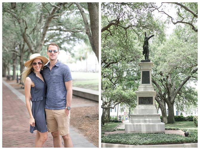 Charleston Portraits