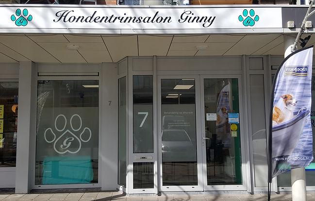 Hondentrimsalon Ginny
