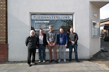 Johann Reinartz Baustoffe Mitarbeiter Team Brüggen