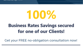Gowlands secure Business Rates Savings for Northern Ireland Business