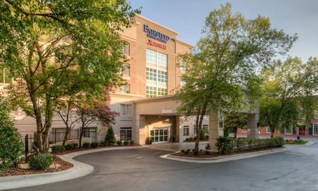 Fairfield Inn & Suites Winston-Salem