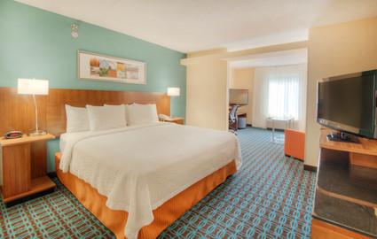 Fairfield Inn & Suites Crabtree