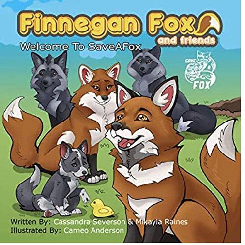 Childrens Book! Finnegan Fox & Friends