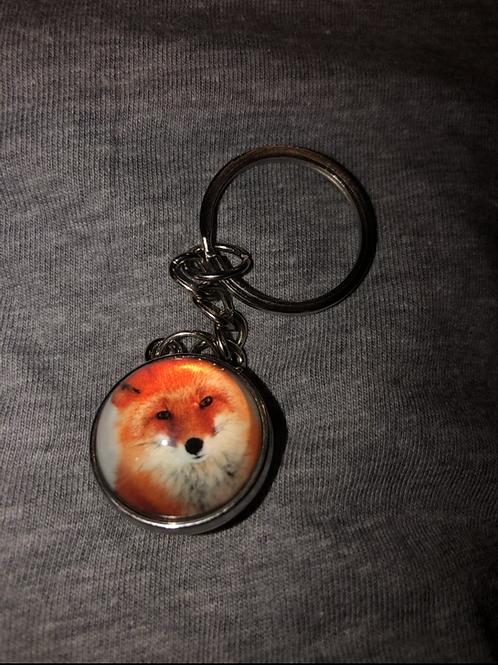 Fox key Chain