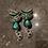 Thumbnail: Beautiful fox earrings