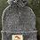 Thumbnail: SaveAFox Blue Pom Hat