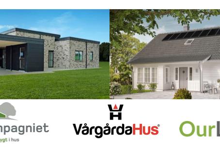 VårgårdaHus  och HusCompagniet väljer OurLiving för digitalisering