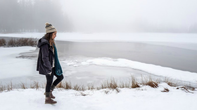 Surviving the holidays: a bit like surviving the great outdoors. Tips to help you with both!