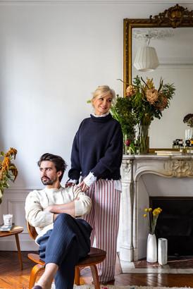 Baptiste Bouygues & Marie-Lise Jonak