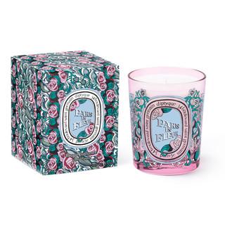 Paris en Fleur Candle with Box, 190g