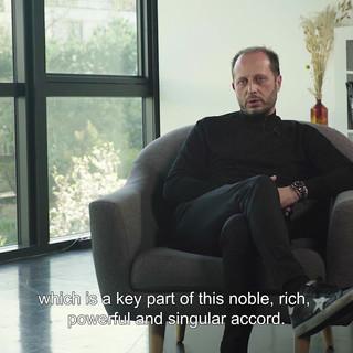 Fabrice Pellegrin, Perfumer of Eau Rihla