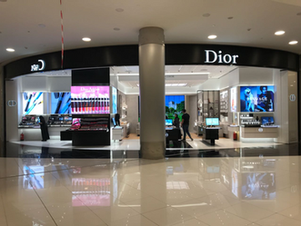 Dior Beauty opens third store in Saudi Arabia, in Riyadh Park
