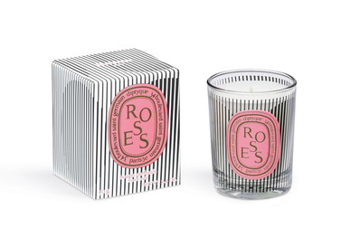 Limited Edition Roses Candle 188 AED