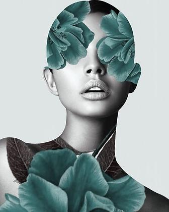 "گالری هنری سحرآرت on Instagram_ ""تکنیک چ"