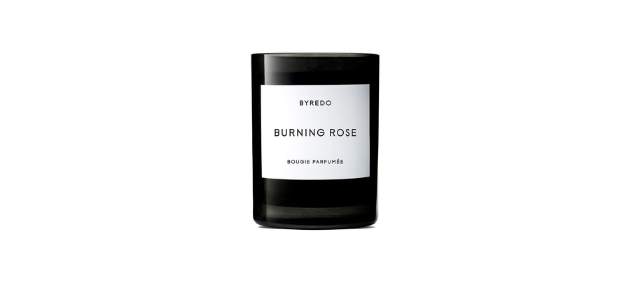 Burning Rose Home Fragrance