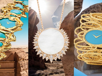 Piaget partners with Winter at Tantora Festival in Al Ula
