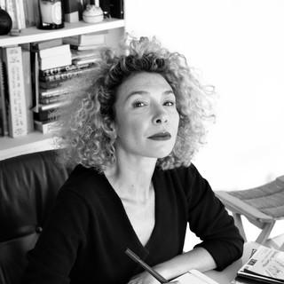 Portrait Safia Ouares, ILLUSTRATOR