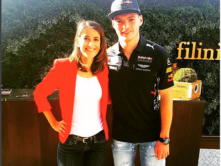 Our quality time with genius Max Verstappen
