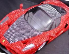 模型フェラーリデコ20分の1サイズ