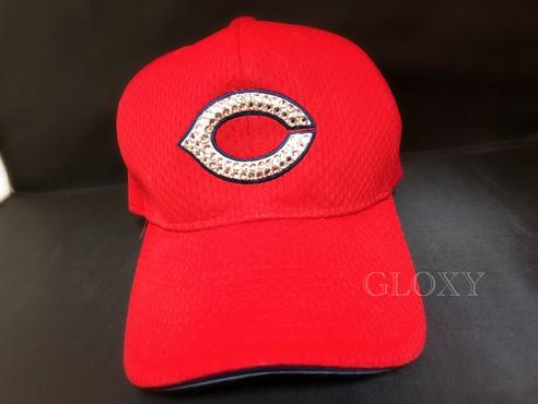 カープ帽Cマークでこ.jpg