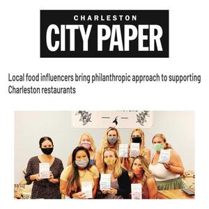 TastemakersCHS featured in Charleston City Paper