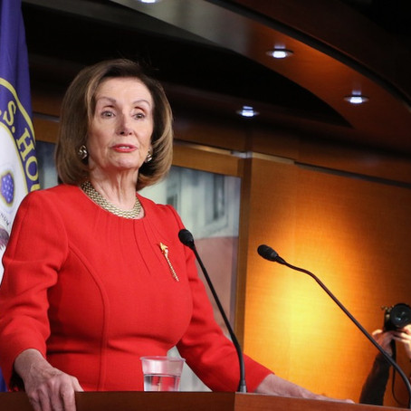 Pelosi Rips 'Dark of Night Impeachment Trial' Plan By McConnell